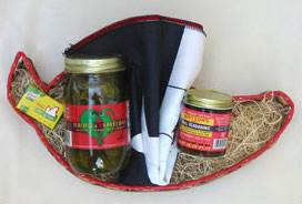 Whitson's Gift Basket (Hot)