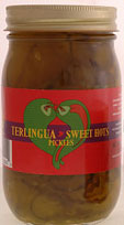 Terlingua Sweet Hots Pickles